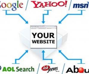 Как добавить сайт в поиск
